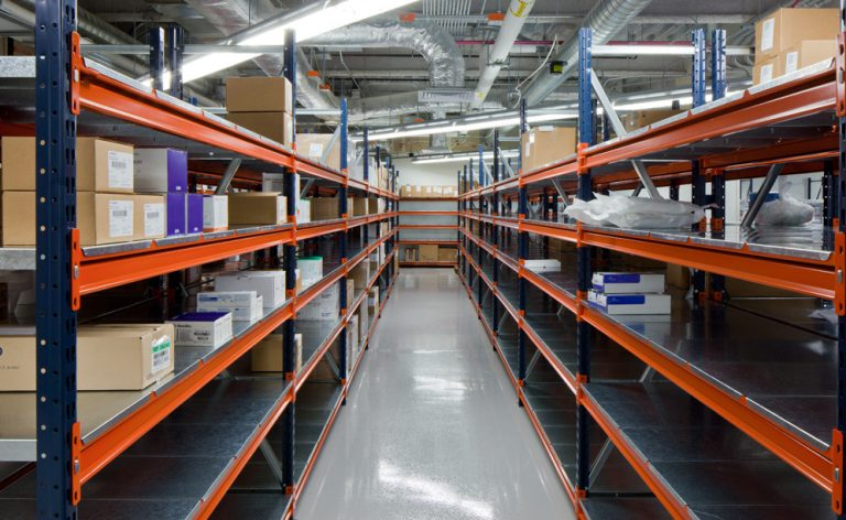Retail Racking Solutions from RackingDIRECT