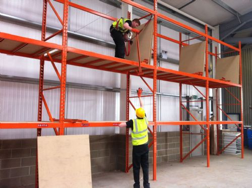 Racking Construction & Decommissioning - RackingDIRECT