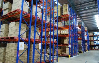 Double Deep Pallet Racking Systems - RackingDIRECT