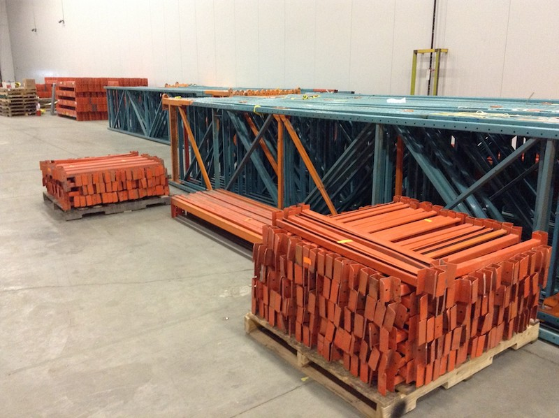 Dismantling - Decommissioning Rackign and warehouse storage systems - RackingDIRECT