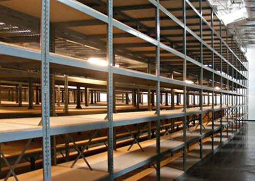 Retail Metal Shelving Systems from RackingDIRECT