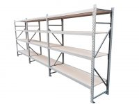 Wide Span Retail Shelving from RackingDIRECT