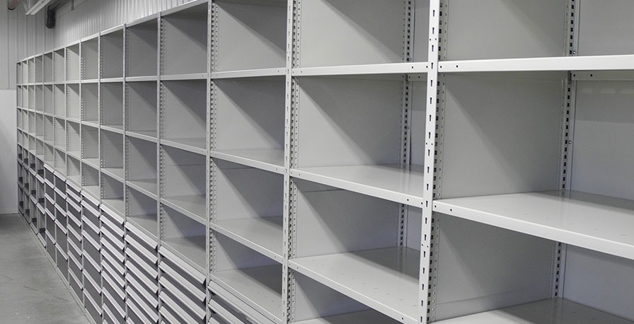 Metal Retail Shelving from RackingDIRECT