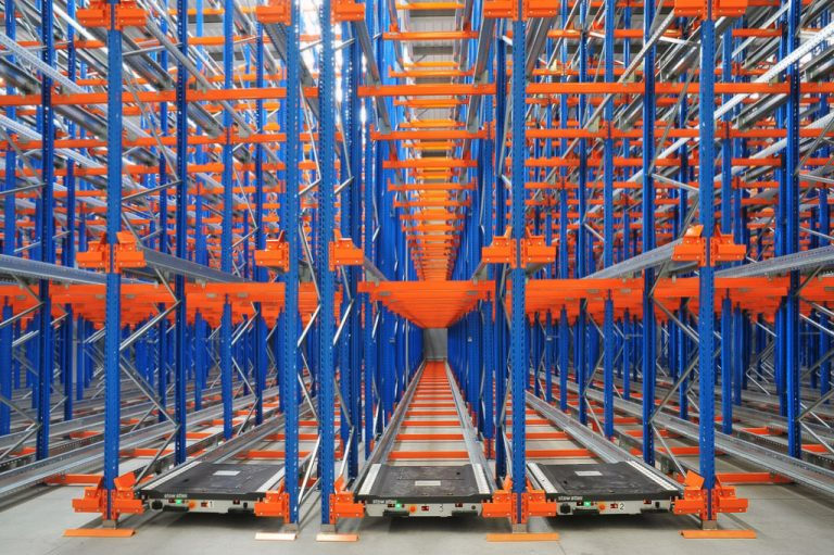 Pallet Flow Racking Systesm from Racking DIRECT
