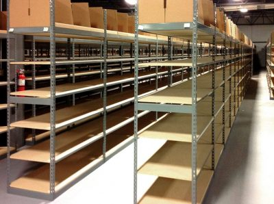 Retail Wide Span Shelving from RackingDIRECT