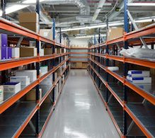 Wide Span Shelving from RackingDIRECT